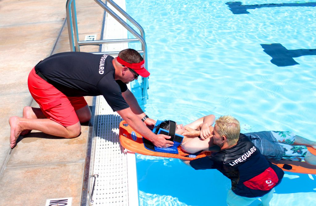 lifeguard course Singapore