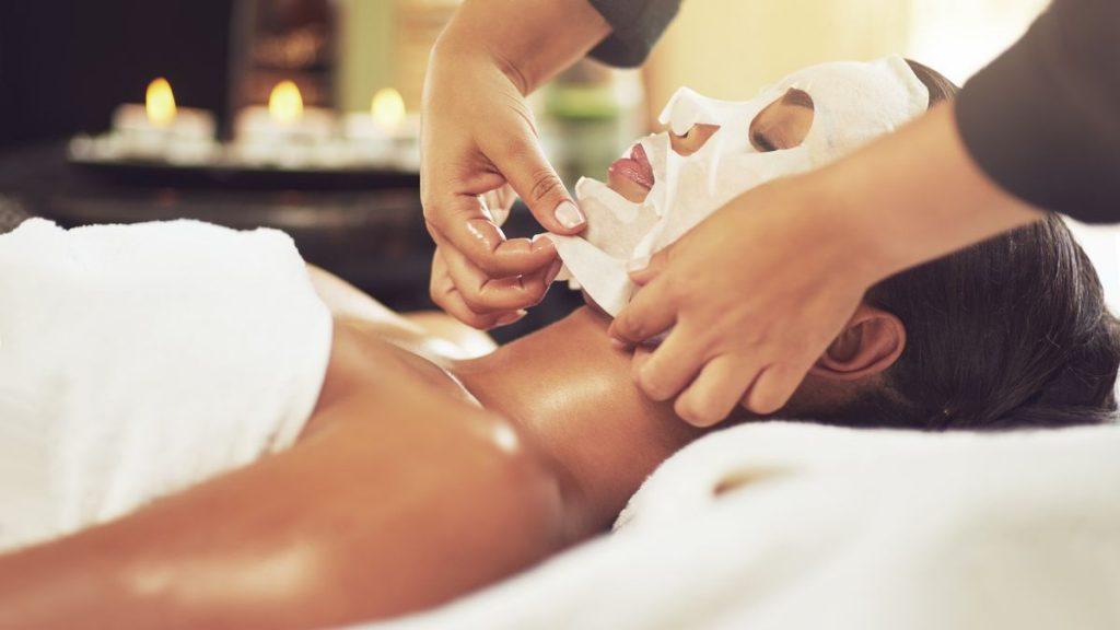 massage clients happy
