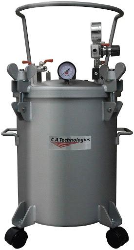 Spray Adhesive Pressure Vessel System