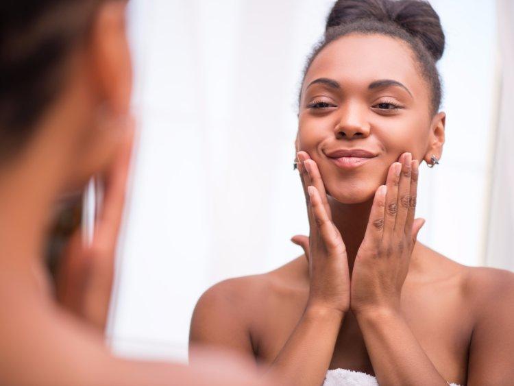 beautiful skin restoration