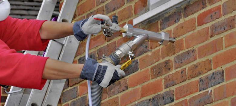 cavity wall insulation claim