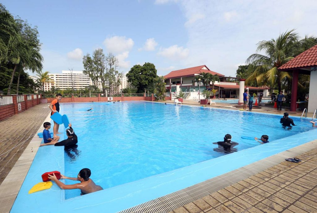 sembawang swimming complex